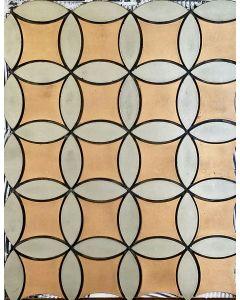 Medieval Mosaic Sheet 2x2