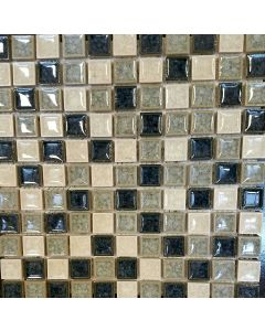 AU3211 MOSAIC GLASS SHEET