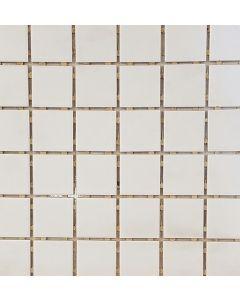 48TN101m Mosaic Dot Mounted Sheet 2x2