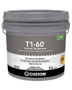 T1-60™ Economical Tile Adhesive