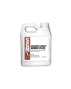 SECURITY GROUT ADMIX PLUS